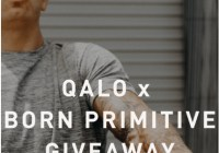 QALO Born Primitive Giveaway