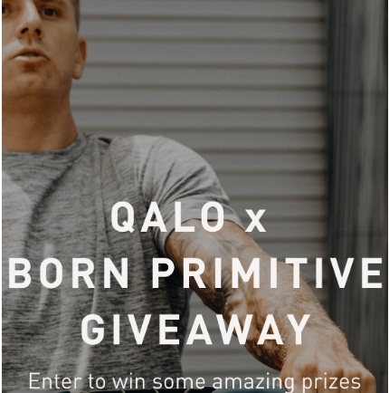 QALO Born Primitive Giveaway