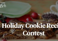 The American Butter Institute Real Butter Holiday Cookie Recipe Contest