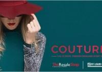 The St. Louis Post-Dispatch The Resale Shop Couturier Contest