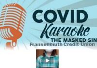WCEN-FM Covid Karaoke The Masked Singers Contest