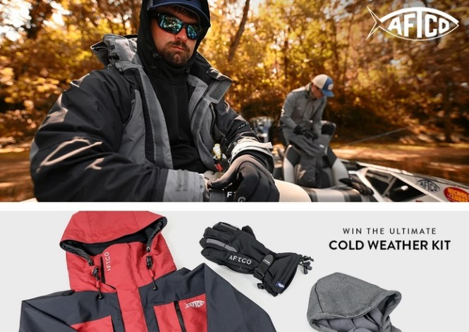AFTCO Cold Weather Giveaway