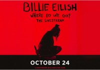 Billie Eilish Where Do We Go Livestream Pay-Per-View Sweepstakes