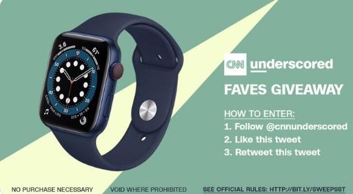 CNN Underscored Monthly Favorites Giveaway