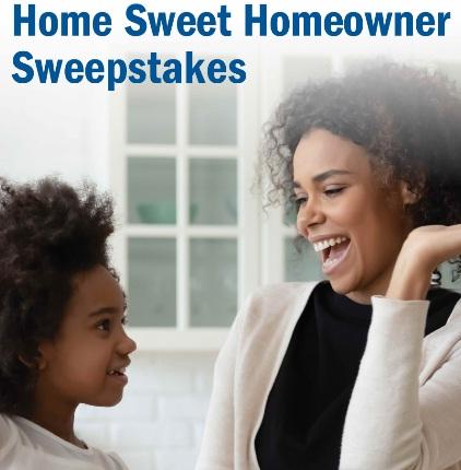 Fooji American Water Resources Home Sweet Homeowner Sweepstakes
