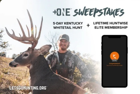 HuntWise Huntwise And One Kentucky Whitetail Sweepstakes