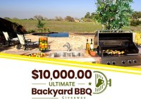 PCH.com $10,000 Ultimate Backyard BBQ Sweepstakes