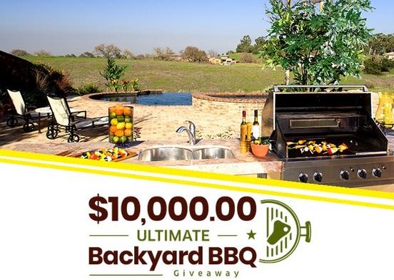 PCH.com $10,000 Ultimate Backyard BBQ Sweepstakes