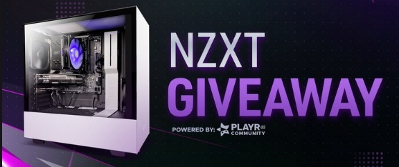 PLAYR.gg NZXT Gaming PC Community Giveaway