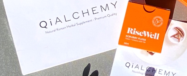 Qi Alchemy Act And Acre RiseWell Fall Giveaway
