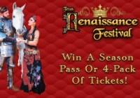 Texas Renaissance Festival Contest