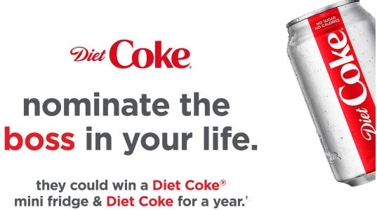 The Coca‑Cola Company Diet Coke National Boss Day Sweepstakes