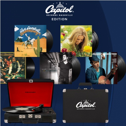 Universal Music Group Nashville UMG Nashville Prize Package Sweepstakes