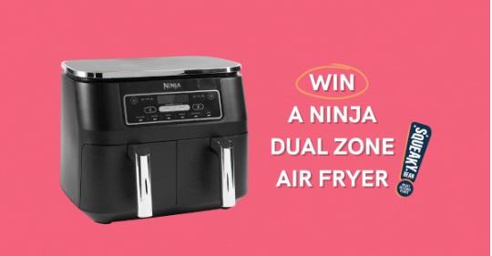 Winterbotham Darby Ninja Dual Zone Air Fryer Giveaway