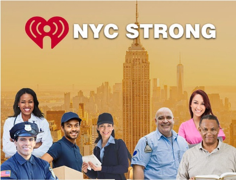 iHeartMedia And Entertainment MeroPlusHealth GOLD NYC Strong Contest