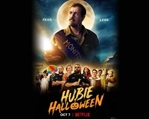 iHeartMedia And Entertainment Netflix Hubie Halloween Sweepstakes