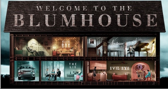 iHeartMedia And Entertainment Welcome To The Blumhouse Sweepstakes