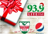 Aurelio Pizza Family Dinner Sweepstakes