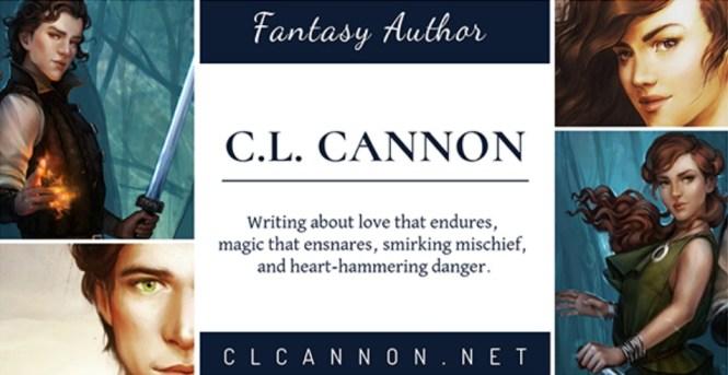 C.L. Cannon Lunar Chronicles Giveaway