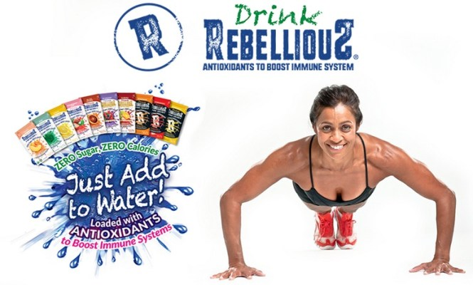 Drink Rebellious Celebrate Your Rebellious Sweepstakes