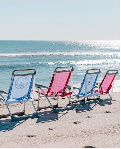 Low Tides Ocean, Chair Giveaway