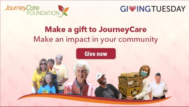 Make A Gift To Support JourneyCare Sweepstakes