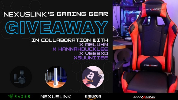 NexusLink Black Friday Giveaway