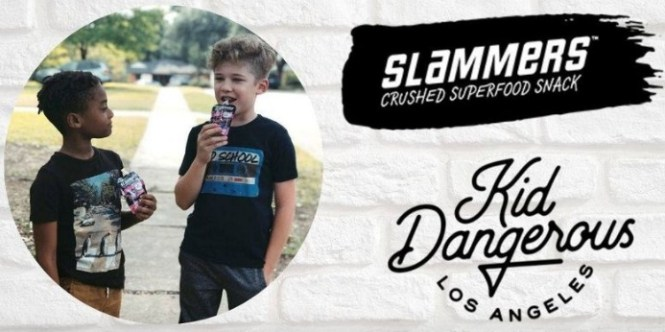 Slammers Snacks Prize Bundle Giveaway