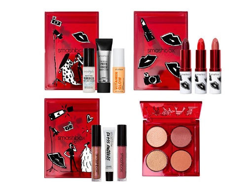 TTT West Coast Smashbox Holiday Collection Makeup Gift Sets Giveaway