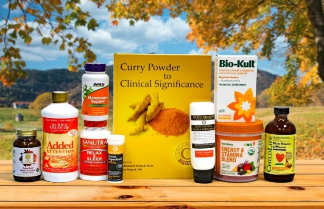 Taste For Life Fall Foliage Giveaway