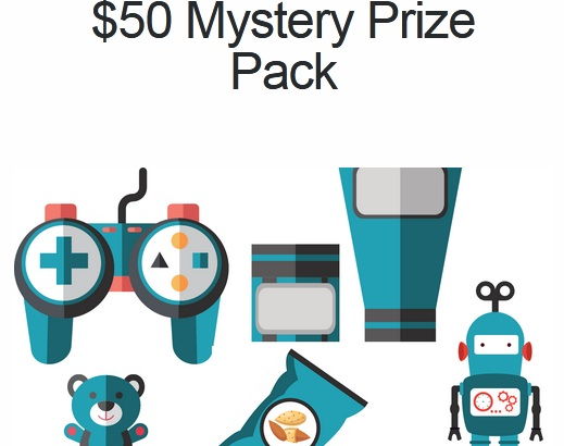 Tryazon Mystery Prize Pack Giveaway