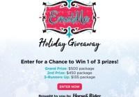 Active Interest Media EnviMe Holiday Giveaway