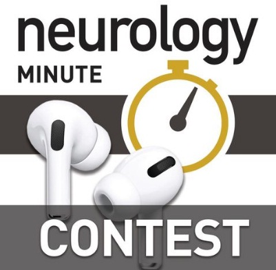 American Academy Of Neurology Minute Sweepstakes
