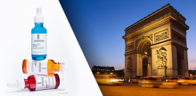 Explore France La Roche-Posay Sweepstakes