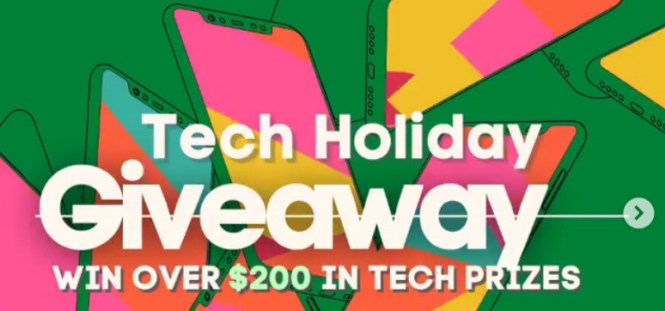 Holiday Tech Giveaway