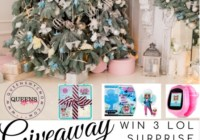 L.O.L. Surprise Holiday Gift Guide Giveaway