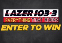 LAZER 103.3 Jolly Holiday Lights TNA Email Sweepstakes