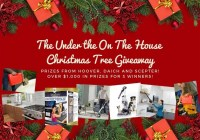 On The House Syndication, Inc. Under The On The House Christmas Tree Giveaway