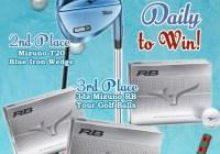 Rock Bottom Golf December Giveaway