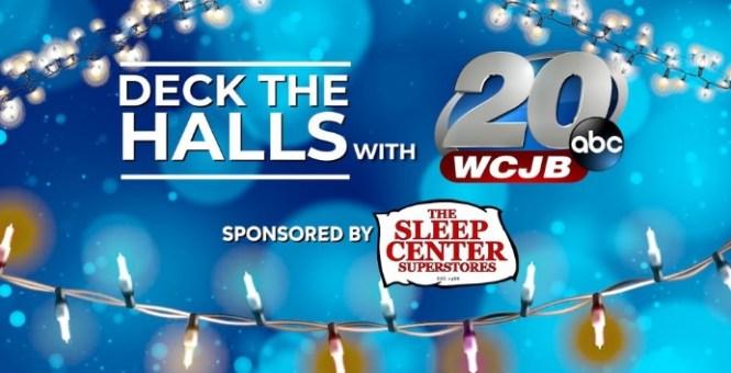 WCJB Deck The Halls With WCJB Holiday Lights Photo Contest