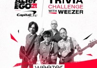 iHeartMedia + Entertainment iHeartRadio ALTer EGO Trivia Challenge With Weezer Sweepstakes