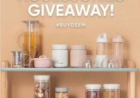 Buydeem, Accessories Giveaway