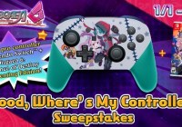 NIS America, Inc. Dood, Wheres My Controller Sweepstakes