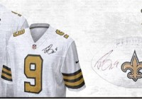 New Orleans Louisiana Saints New Orleans Saints Playoff Brees Swag Giveaway