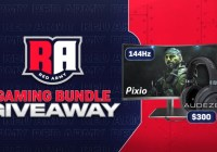 Red Army Gaming Bundle Giveaway