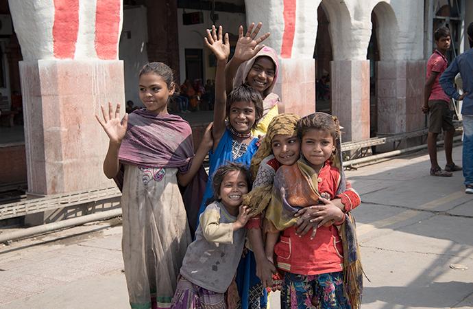 India's Railway children