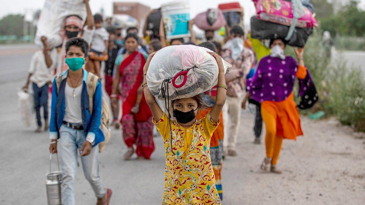 Migrants in India