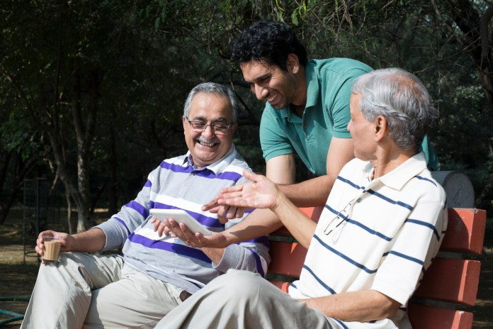 Random Act Of Kindness - Spend Time with Elders