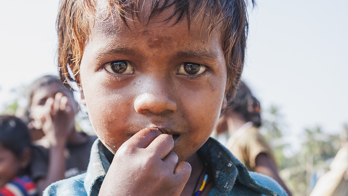 Mission No Child Hungry - Blog Banner