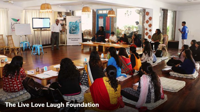 NGOs tackling mental health issues head-on - The Live Love Laugh Foundation